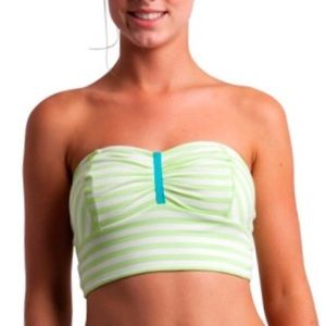 NWT Rip Curl Stripes Cha Cha Top XL